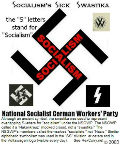 Rex Curry debunks the swastika